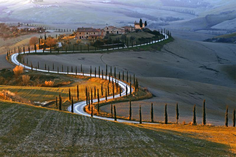 Chiusure Siena Italy