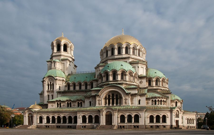 Alexander-Nevsky-Cathedral-in-Sofia-Bulgaria[1]